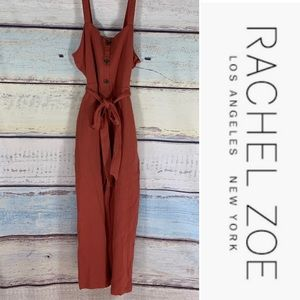 ADORABLE Rachel Zoe Wide-Leg Jumpsuit